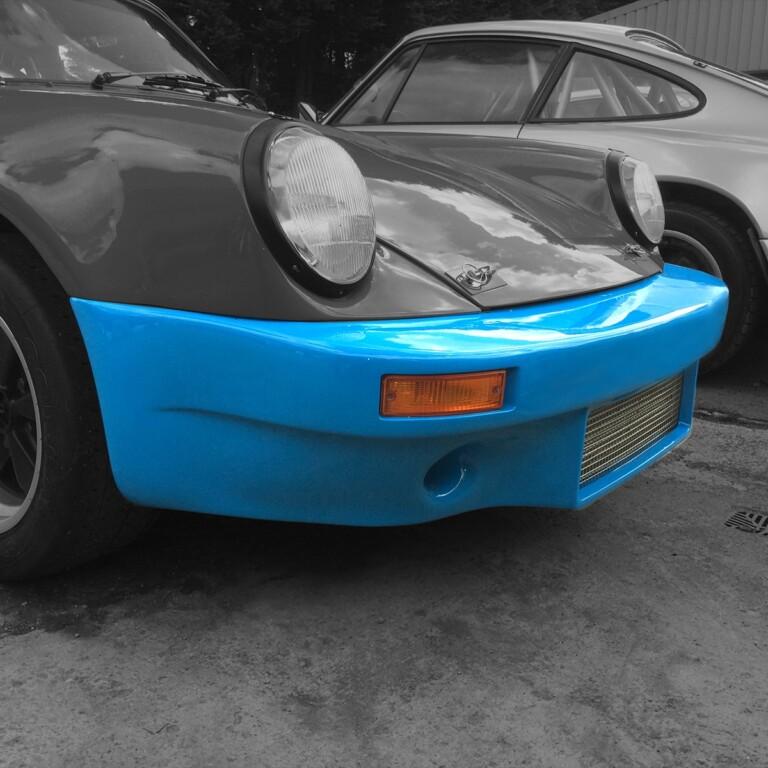 Porsche 911 SCRS Rear Spoiler