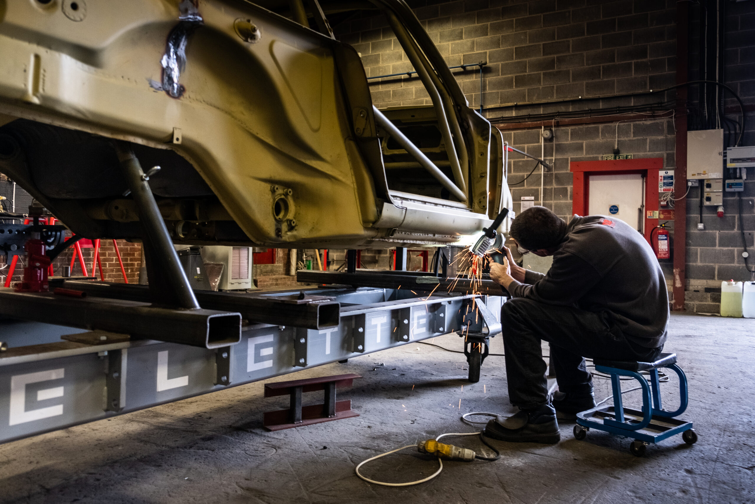 EB Motorsport Fabrication